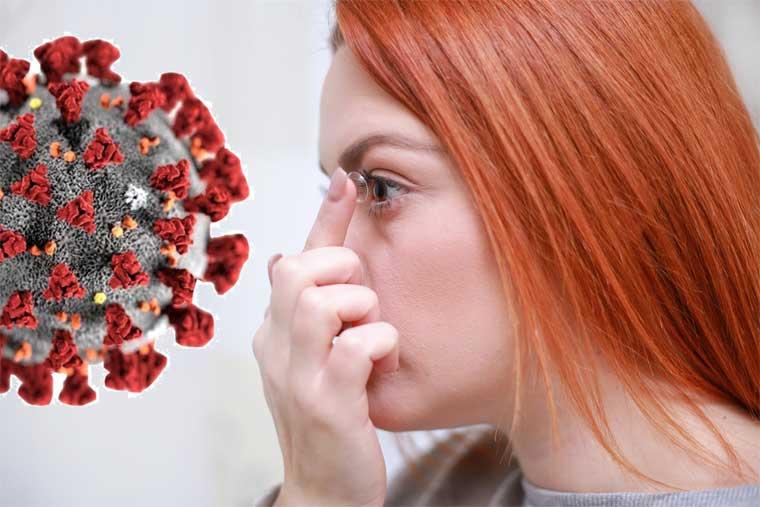 Coronavirus e lenti a contatto